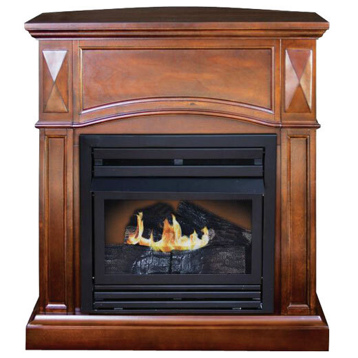 Fireplaces & Fireboxes