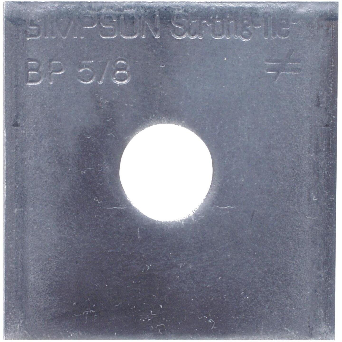 Simpson Strong Tie 7/8in. Bearing Plate Image 1