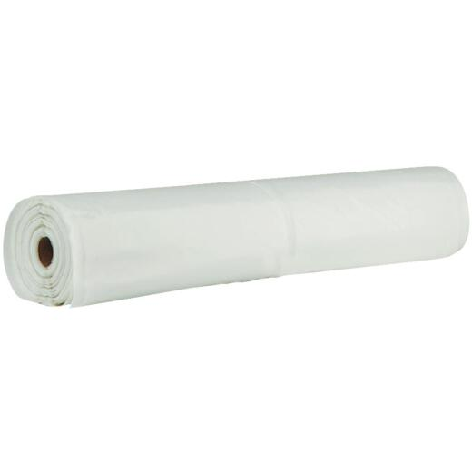 Film-Gard 8 Ft. x 50 Ft. Clear 4 Mil. Polyethylene Sheeting