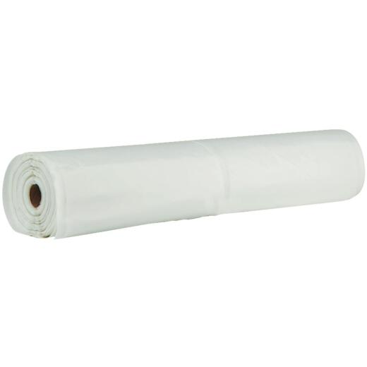 Film-Gard 20 Ft. x 100 Ft. Clear 10 Mil. Polyethylene Sheeting