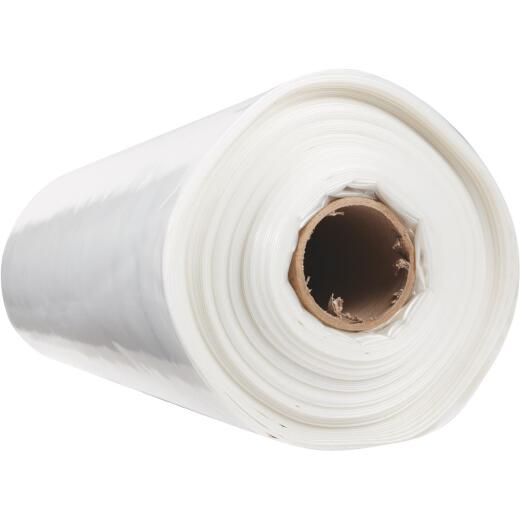 Film-Gard 20 Ft. x 100 Ft. Clear 6 Mil. Polyethylene Sheeting