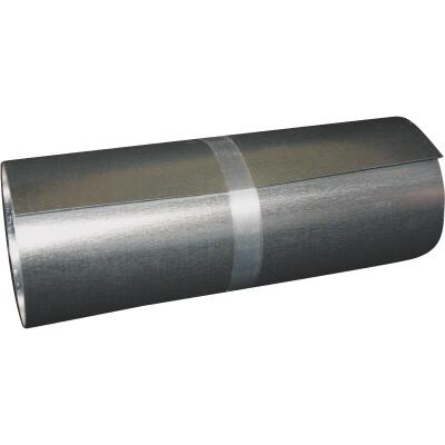 Klauer 10 In. x 10 Ft. Mill Galvanized Roll Valley Flashing