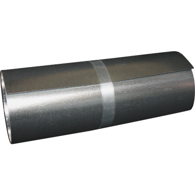Klauer 20 In. x 50 Ft. x .012 In. Mill Galvanized Roll Valley Flashing