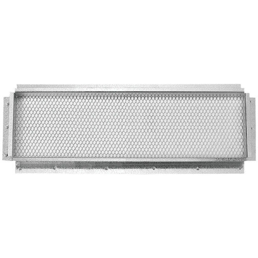 Bay Cities Metal 6 x14 Nail-In Foundation Vent