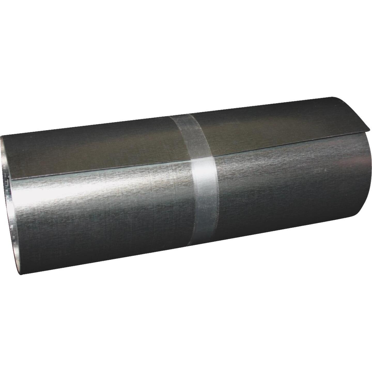 Klauer 4 In. x 50 Ft. x .010 In. Mill Galvanized Roll Valley Flashing Image 1