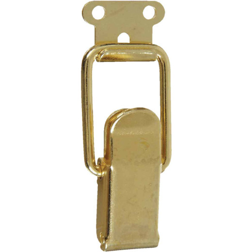 National Catalog V1842 Brass Draw Catch (2-Count)