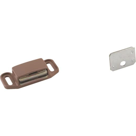 Amerock Functional Hardware Tan Magnetic Catch (10 Pack)