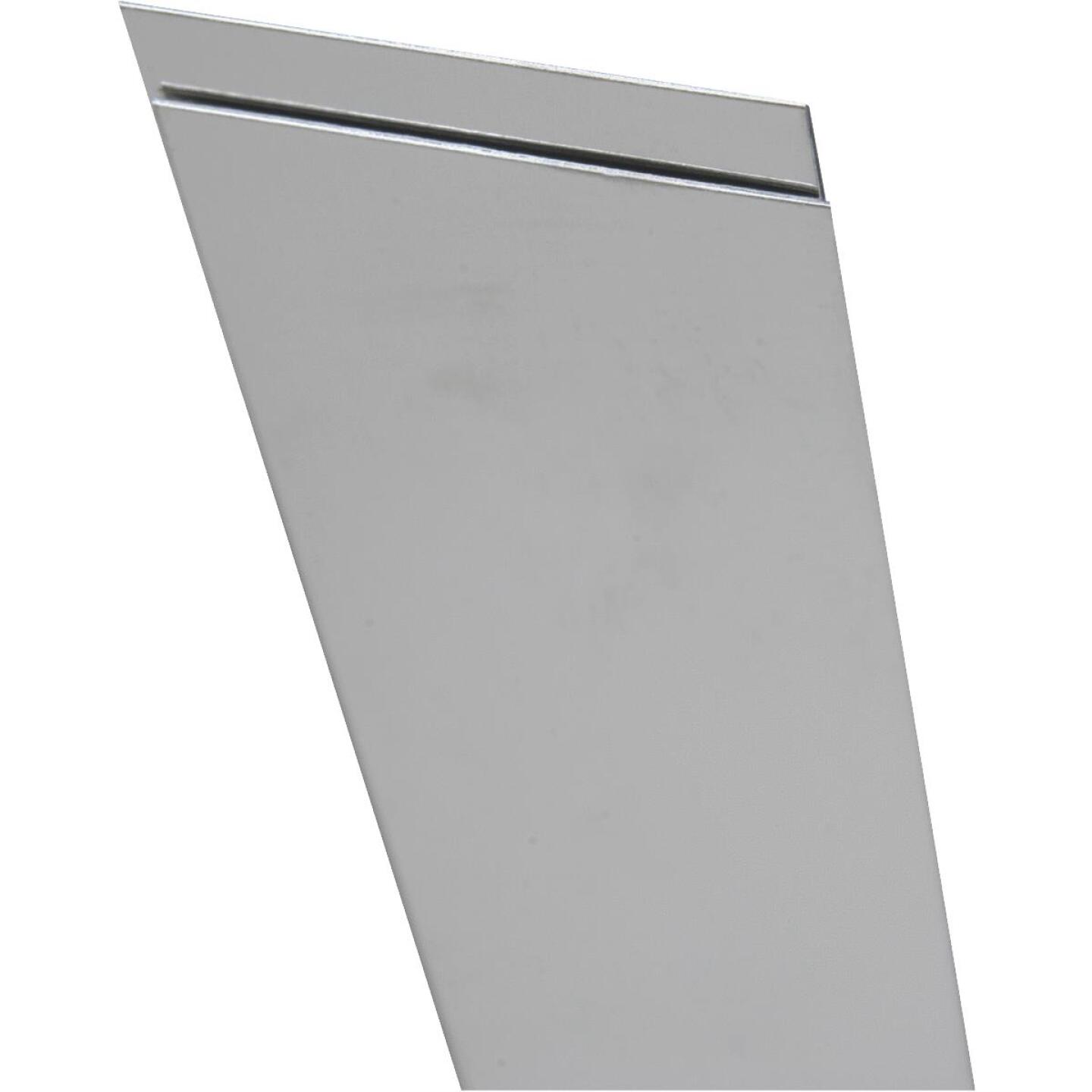 K&S 6 In. x 12 In. x .012 In. Stainless Steel Sheet Stock Image 1