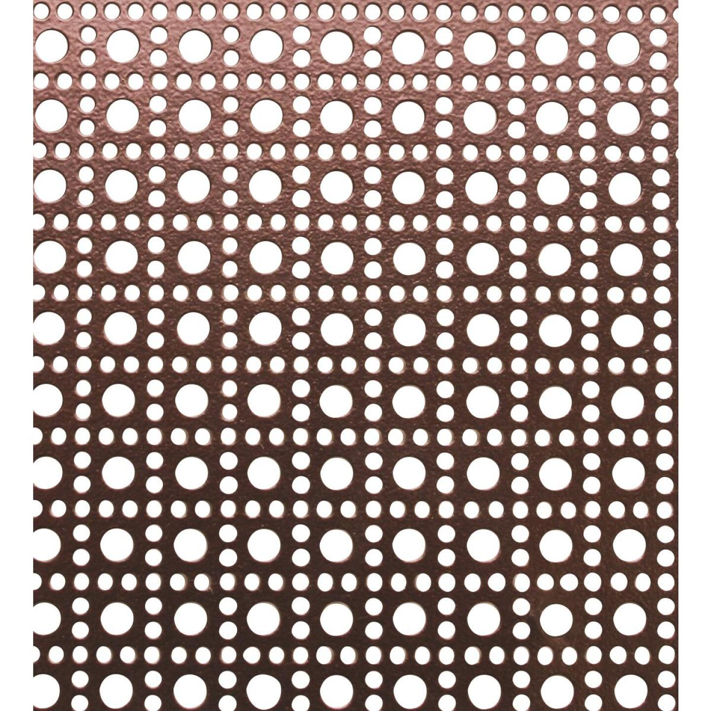 M-D 3 Ft. x 3 Ft. x .020 In. Venetian Bronze Lincaine Aluminum Sheet Stock Image 1