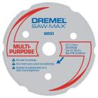 Dremel Saw-Max 3 In. Wood/Plastic Cut-Off Wheel Image 1