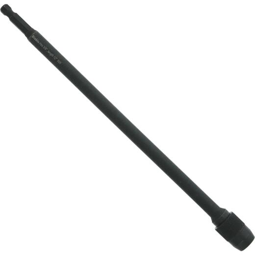 Diablo 3/8 In. x 12 In. Hole Saw Mandrel Extension for Snap-Lock Plus