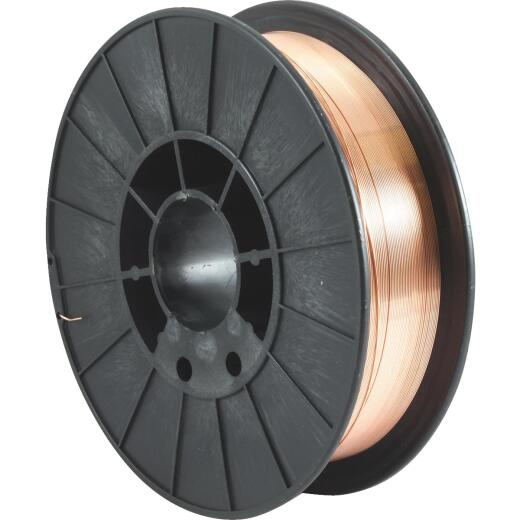 Forney ER70S-6 Mild Steel Mig Wire, 0.030 In., 10 Lb.