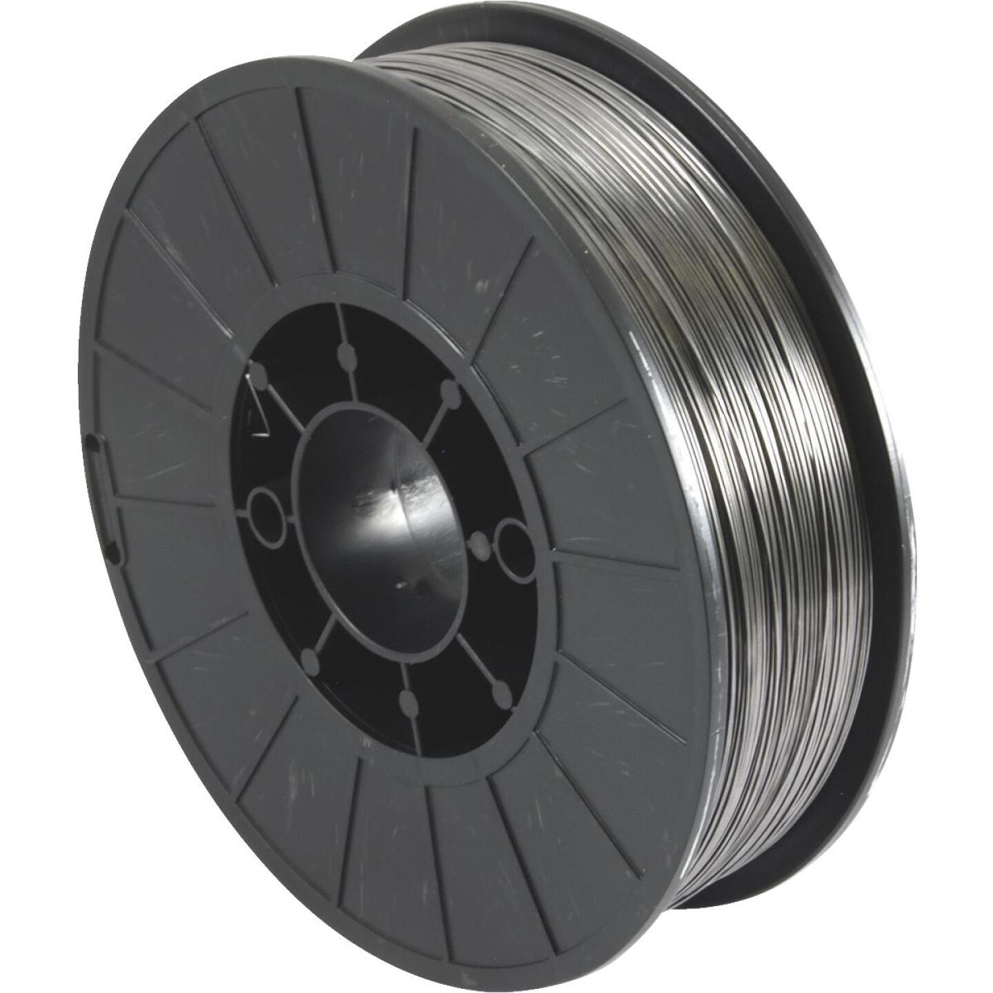 Forney E71T-GS 0.035 In. Flux Core Mild Steel Mig Wire, 10 Lb. Image 1