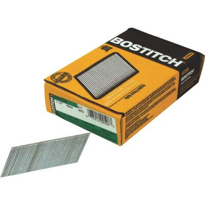 Bostitch 15-Gauge Coated 25 Degree FN-Style Angled Finish Nail, 1-1/4 In. (3655 Ct.)