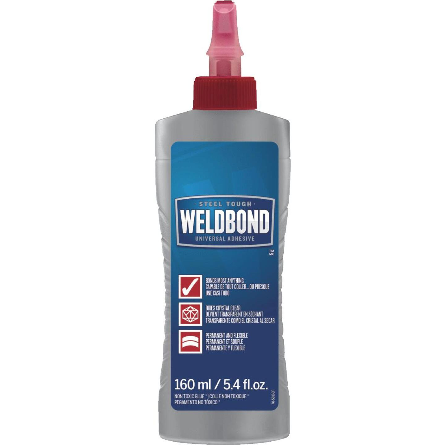 Weldbond 5.4 Oz. All-Purpose Glue Image 1