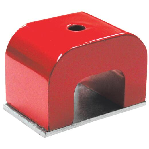 Master Magnetics 22 Lb. Horseshoe Alnico Power Magnet