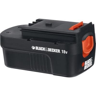 Black & Decker 18 Volt Nickel-Cadmium 1.5 Ah Spring-Loaded Slide Tool Battery