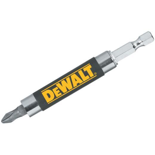 DeWalt 1/4 In. Hex x 3 In. Magnetic Bit Holder