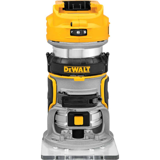 DeWalt 20 Volt MAX XR Lithium-Ion Compact Cordless Router (Bare Tool)