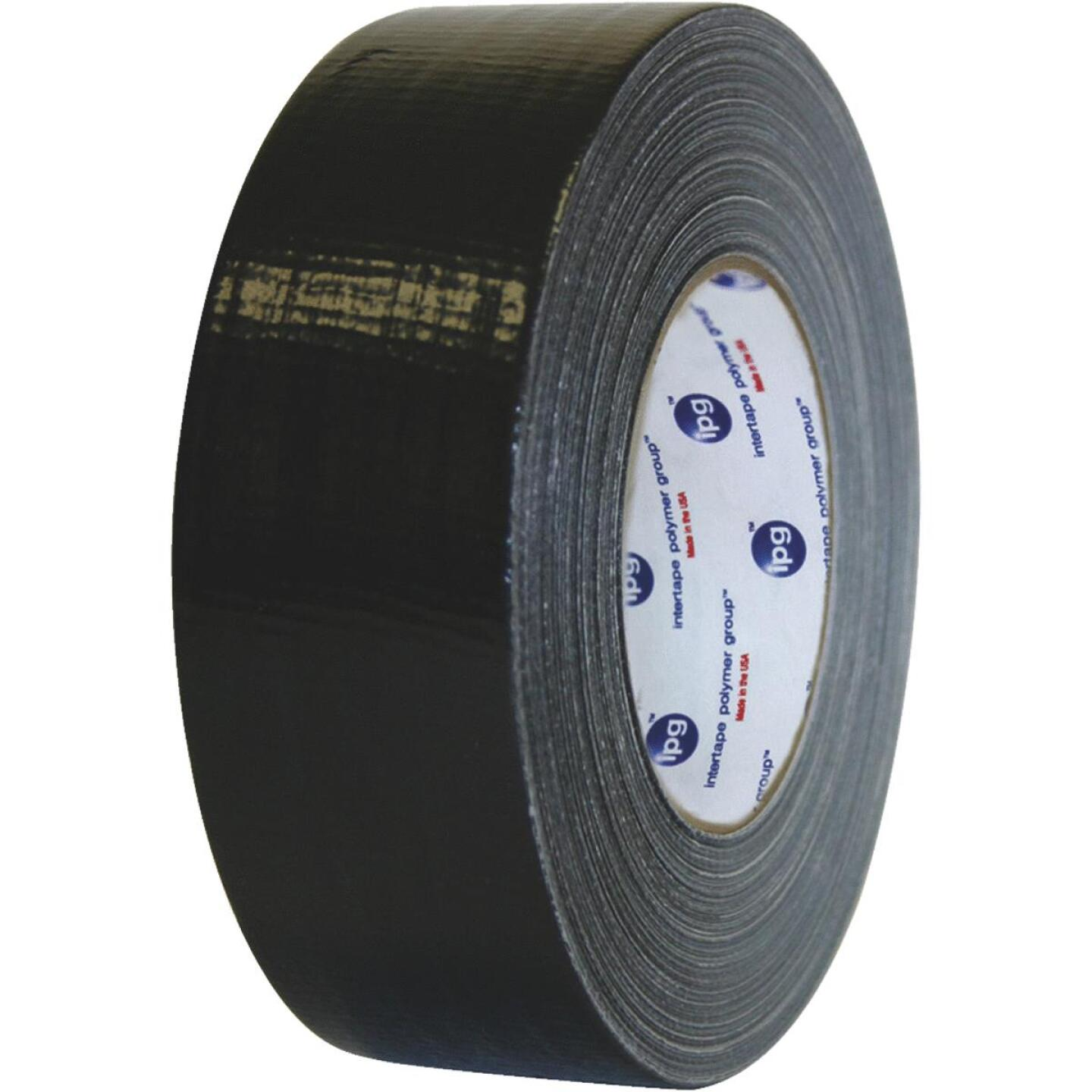 Intertape DUCTape 1.88 In. x 60 Yd. General Purpose Duct Tape, Black Image 1
