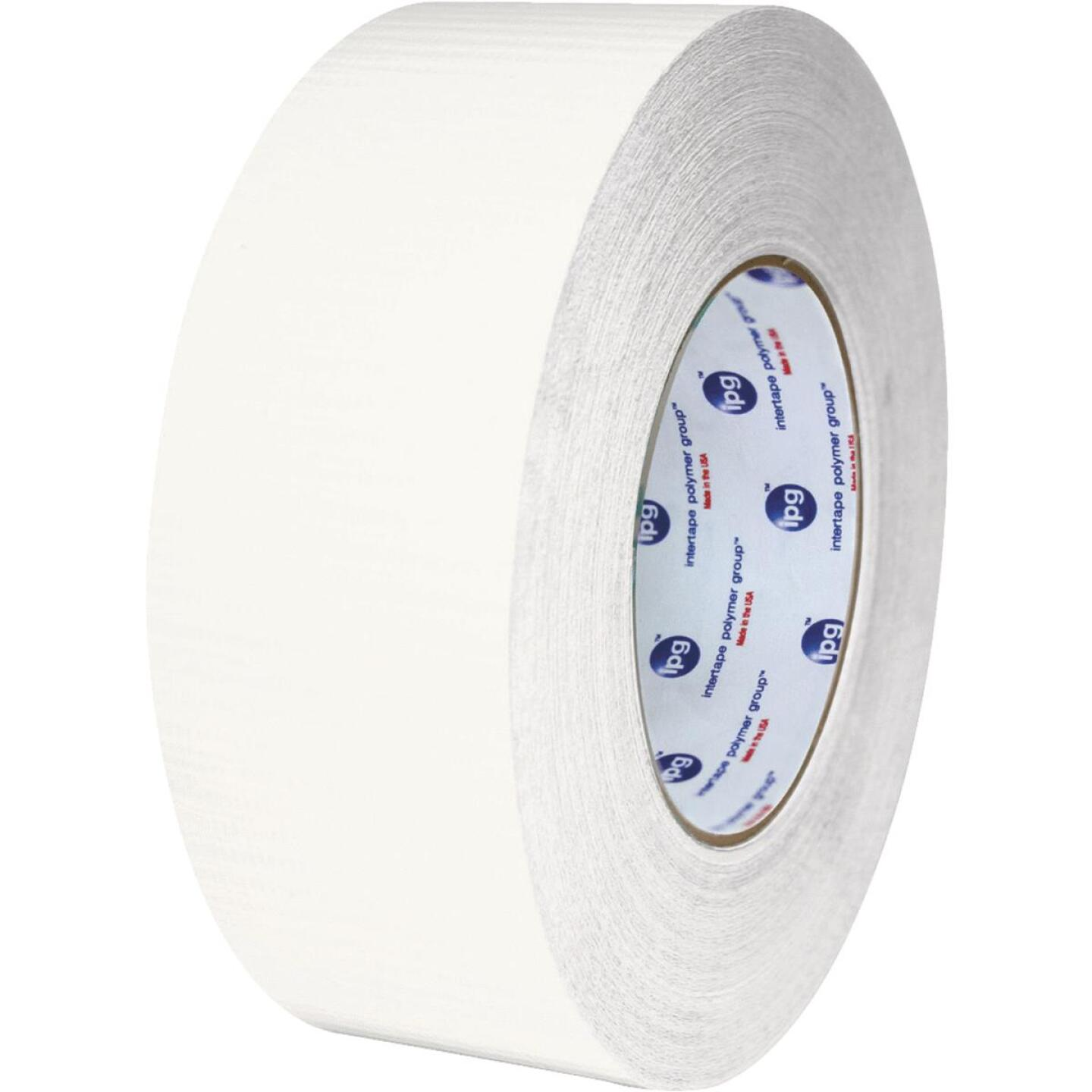 Intertape DUCTape 1.88 In. x 60 Yd. General Purpose Duct Tape, White Image 1