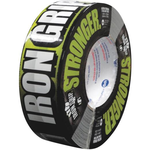 Intertape IRONGRIP 1.88 In. x 35 Yd. Duct Tape, Black