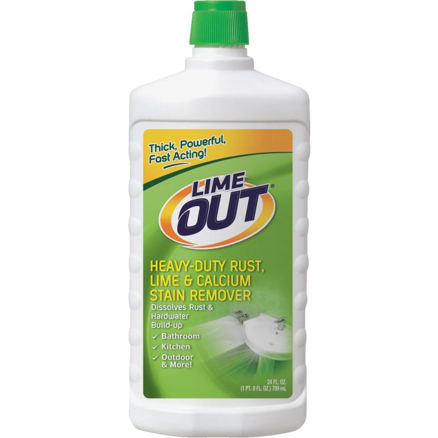 Lime Out 24 Oz. Lime & Rust Remover Image 1