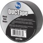 Intertape DUCTape 1.88 In. x 20 Yd. General Purpose Duct Tape, Black Image 1