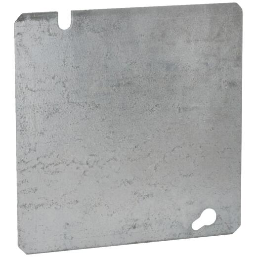 Raco Blank 4 In. x 4 In. Square Blank Cover