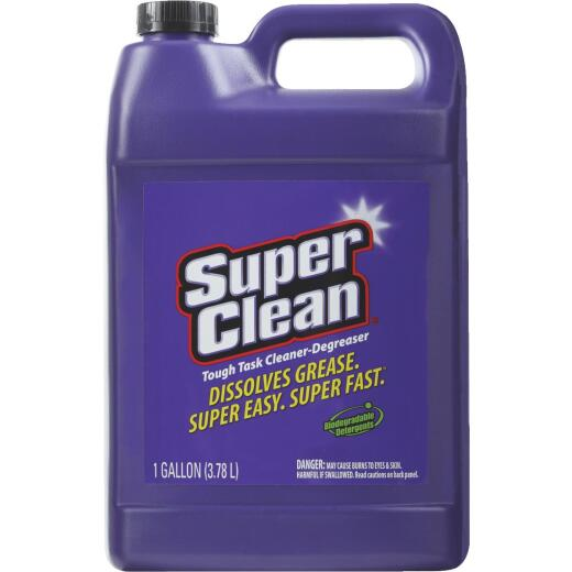 SuperClean 1 Gallon Liquid Cleaner & Degreaser