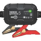 NOCO Genius 6V and 12V 5A Auto Battery Charger, Battery Maintainer, and Battery Desulfator Image 1