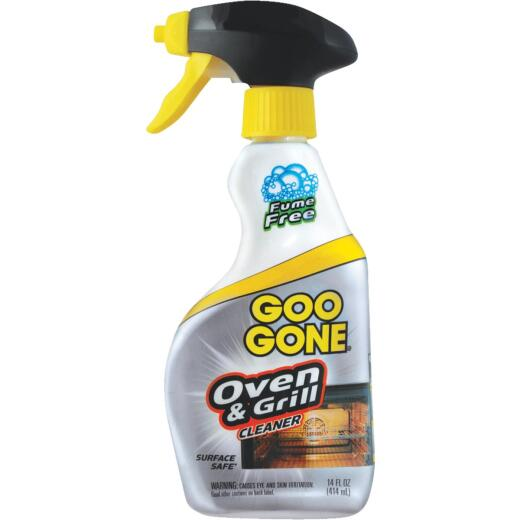 Goo Gone 14 Oz. Fume Free Oven & Grill Cleaner