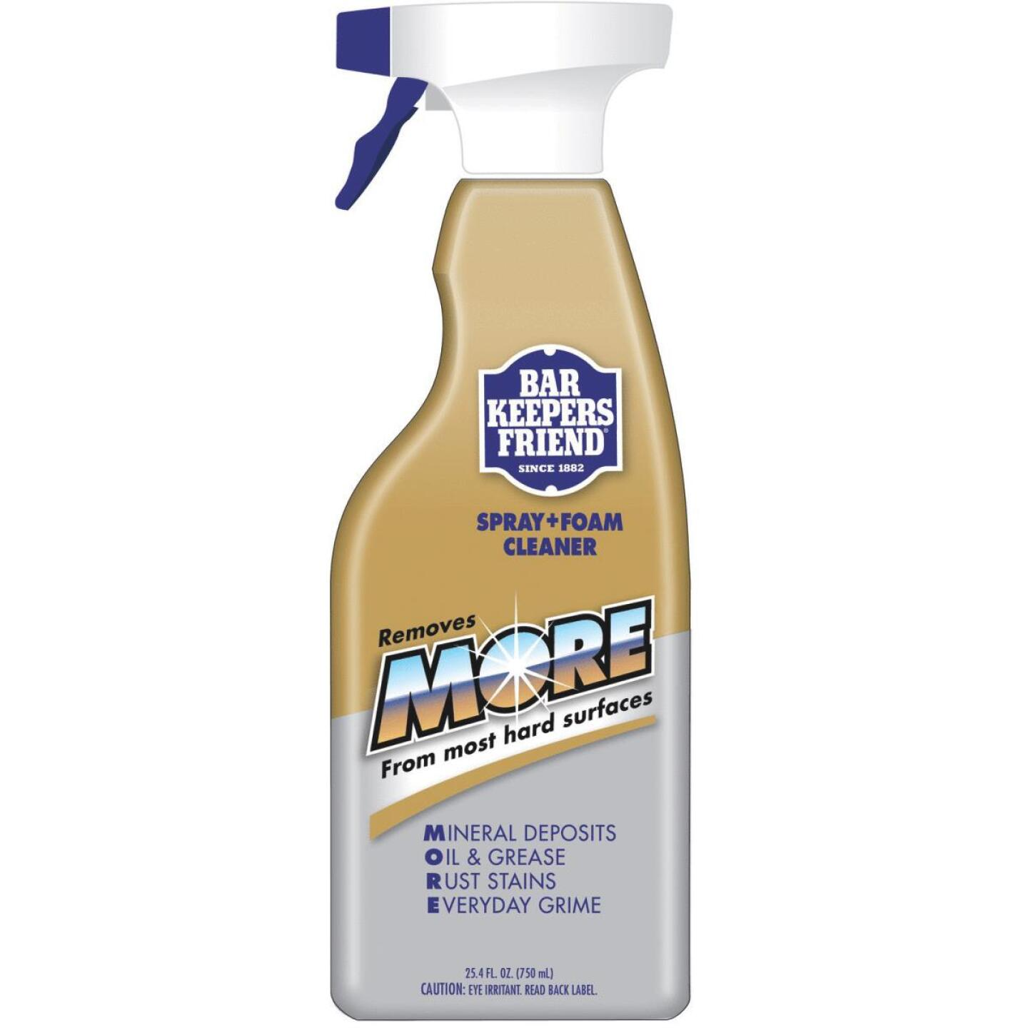 Bar Keepers Friend 25.4 Oz. More Lime & Rust Remover Image 1