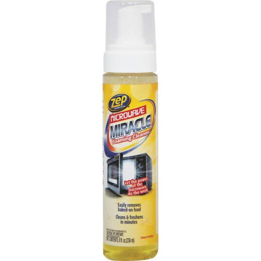 Zep Commercial 8 Oz. Citrus Foaming Microwave Miracle Cleaner