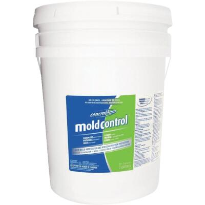 Concrobium Mold Control 5 Gal. Eliminates & Prevents Mold & Mildew Inhibitor
