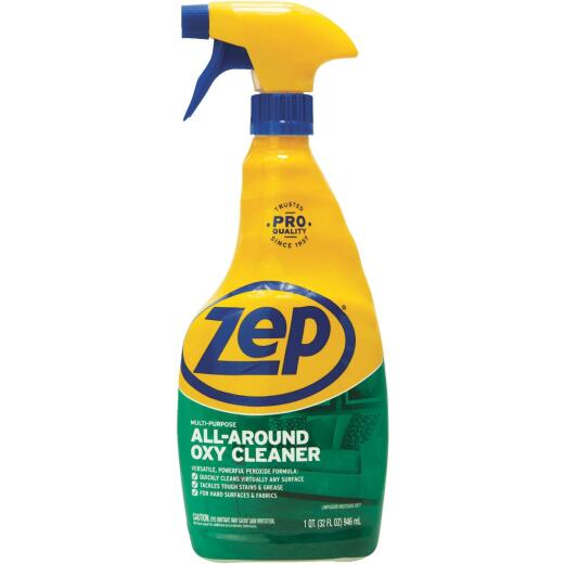 Zep Commercial All-Around 32 Oz. Liquid Oxy Cleaner & Degreaser