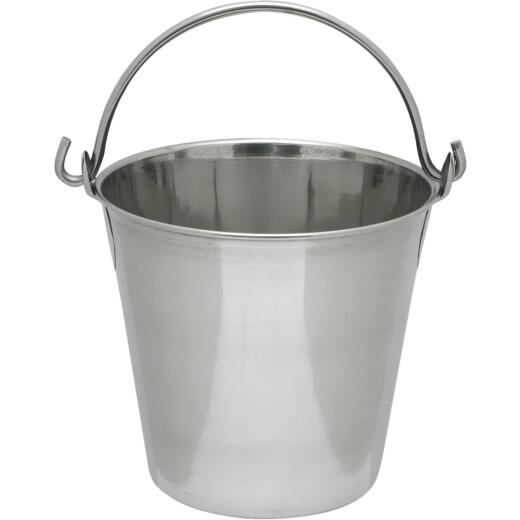 Lindy's 6 Qt. Stainless Steel Pail