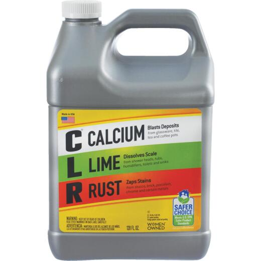 CLR 1 Gal. Enhanced Calcium, Lime And Rust Remover