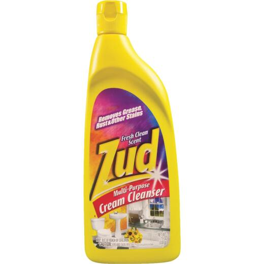 Zud 19 Oz. Rust Remover Cream Cleanser