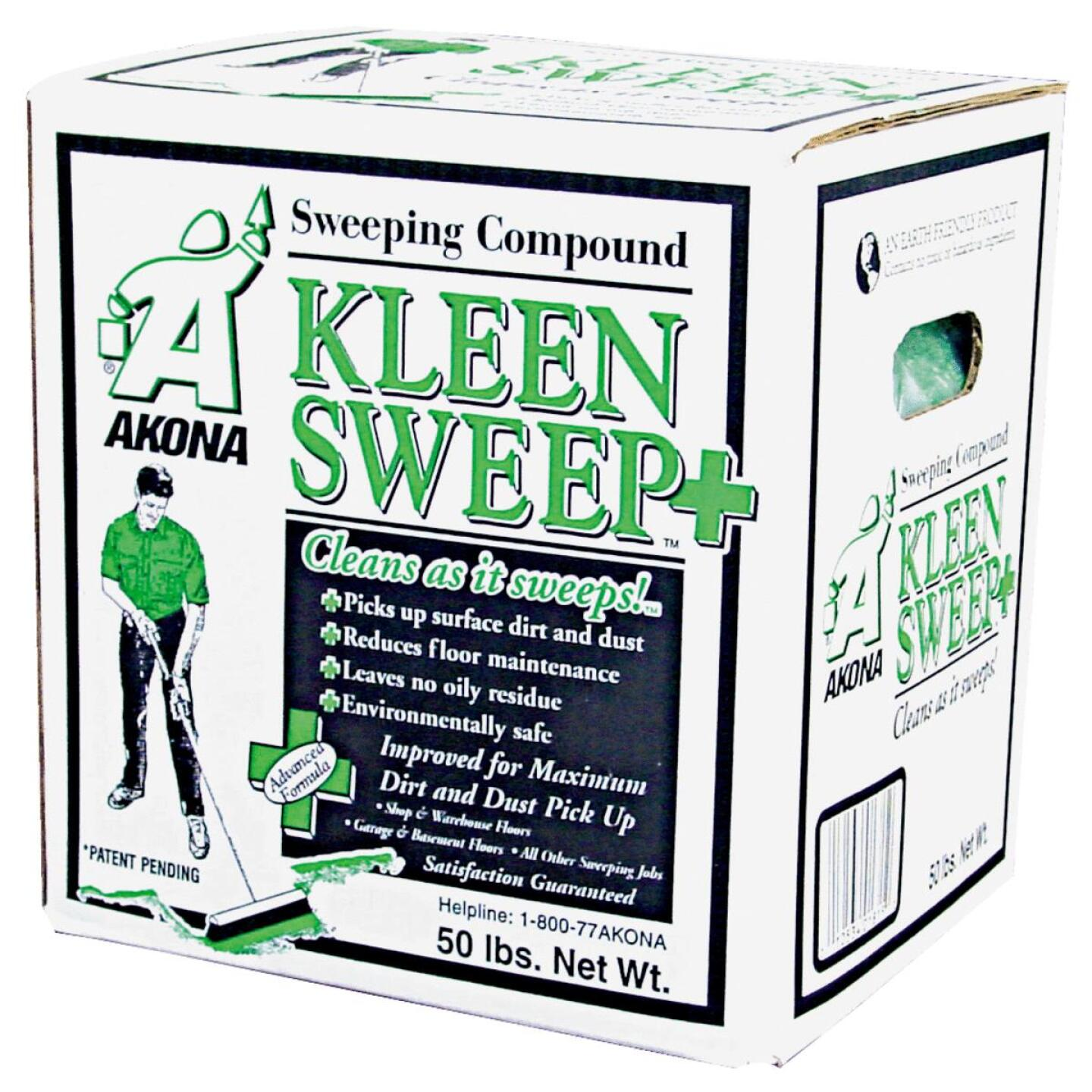 Kleen Sweep 50 Lb. Sweeping Compound Image 1