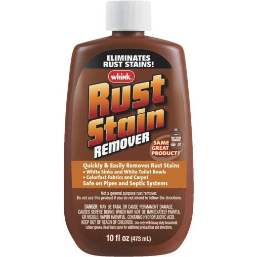 Whink 10 Oz. Rust Stain Remover