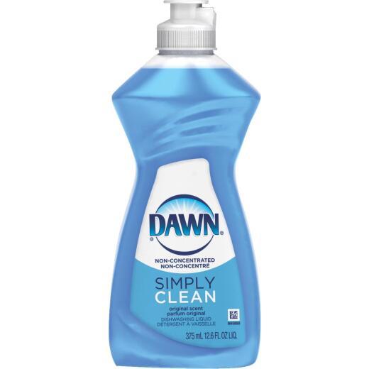 Dawn Simply Clean 12.6 Oz. Original Scent Dish Soap