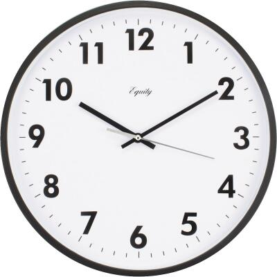 La Crosse Technology Equity Commercial Wall Clock