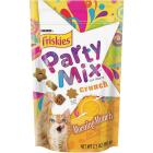 Purina Party Mix Morning Munch-Egg, Bacon, & Cheese 2.1 Oz. Cat Treat Image 1