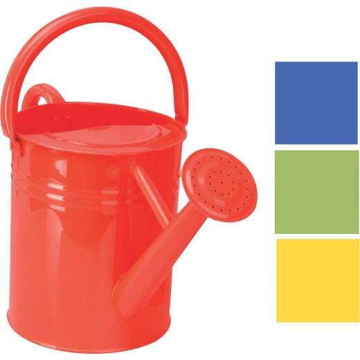 Panacea 1 Gal. Assorted Metal Watering Can