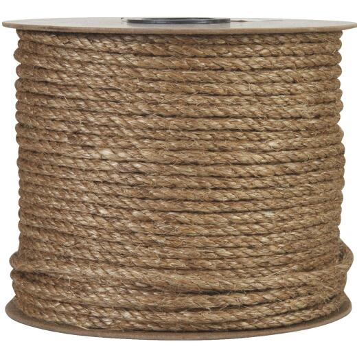 Do it 3/8 In. x 400 Ft. Tan Manila Fiber Rope