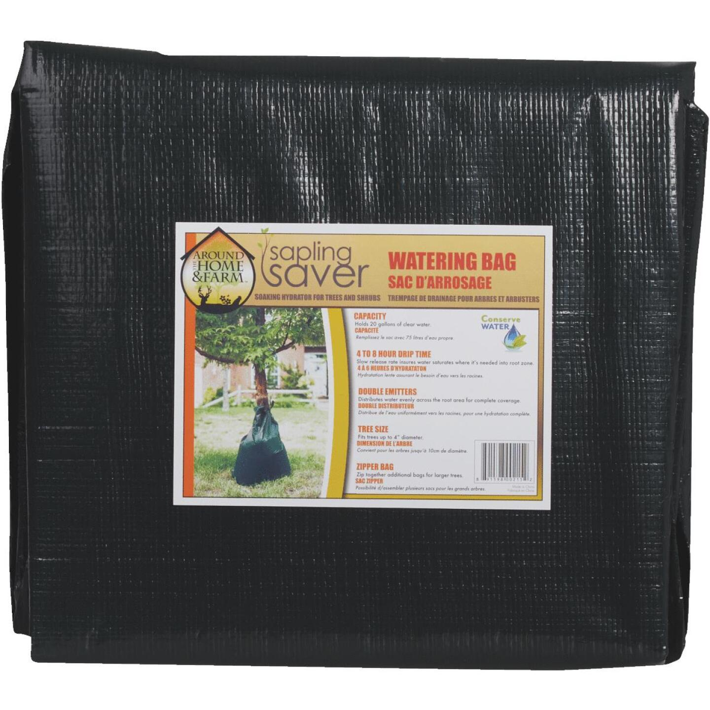 Oak Hill Unlimited Around the Home and Farm 20 Gal. Green Polyethylene Tree Watering Bag Image 2