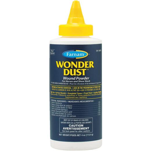 Farnam Wonder Dust 4 Oz. Wound Dressing Powder
