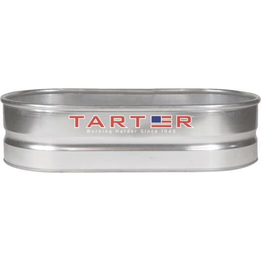 Tarter 40 Gal. Zinc-Coated Steel Galvanized Stock Tank