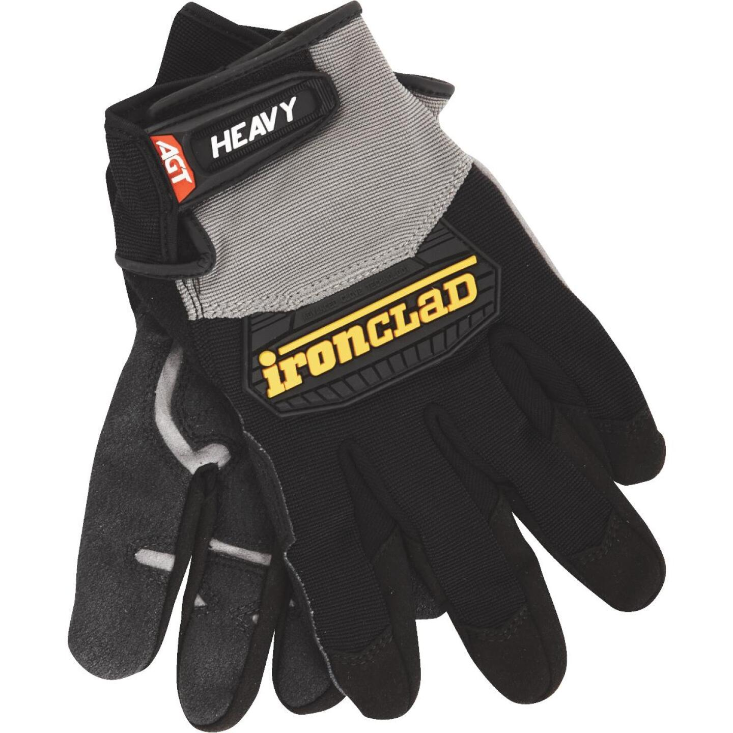 Ironclad Heavy Utility Men's XL Synthetic Leather High Performance Glove Image 1